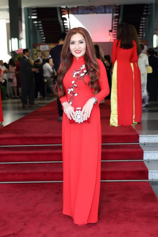 Spa Ngoc Anh duoc vinh danh Top 20 Ngoi Sao Kinh Doanh cua nam 2016
